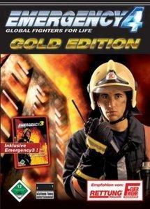 Emergency 4 Gold Edition (deutsch) (PC)