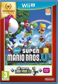 New Super Mario Bros U & New Super Luigi U (WiiU)