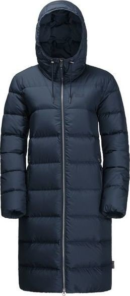 80295dad7a9 Jack Wolfskin Crystal Palace Coat Jacket midnight blue (ladies)  (1204131-1910)