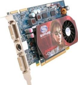 Sapphire Radeon HD 4670, 512MB DDR3, 2x DVI, S-Video, lite retail (11138-00-20R)