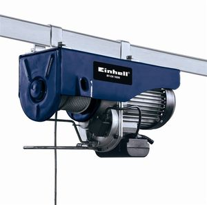 Einhell BT-EH 1000 Seilhebezug