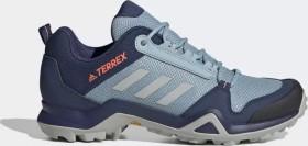 adidas Terrex AX3 tech indigo/grey two/signal coral (Damen) (EF3513)