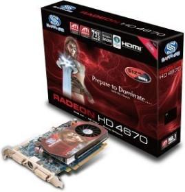Sapphire Radeon HD 4670, 512MB DDR3, full retail (11138-00-40R)