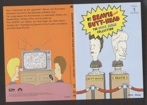 Beavis & Butt-Head - Mike Judge Vol. 1 -- © bepixelung.org