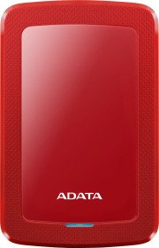 ADATA HV300 rot 2TB, USB 3.0 (AHV300-2TU31-CRD)