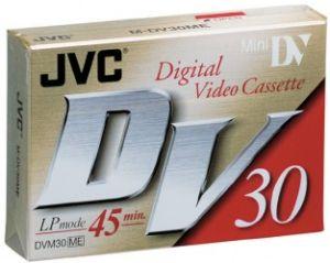 JVC M-DV30ME kaseta MiniDV