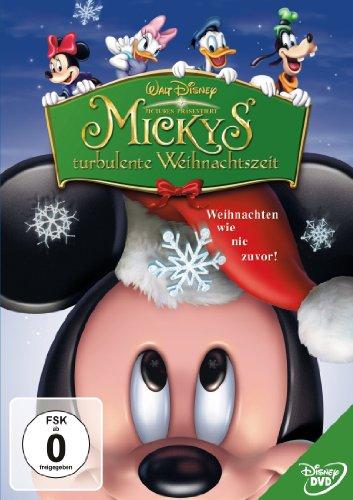 Mickys turbulente Weihnachtszeit -- via Amazon Partnerprogramm