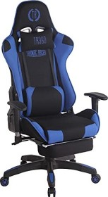 CLP Turbo with fabric gaming chair, black/blue (1916699101)