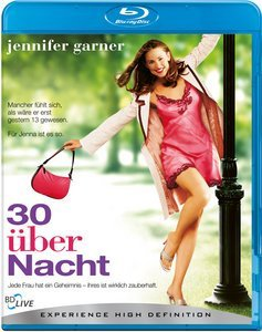 30 over night (Blu-ray)