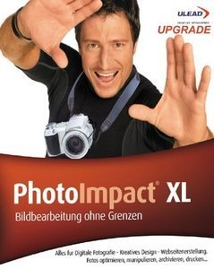 Ulead: Photo Impact XL - Update (PC)