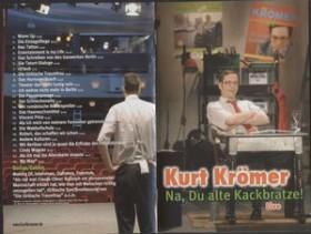 Kurt Krömer - Na, du alte Kackbratze live (DVD)