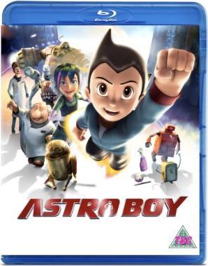 Astro Boy (Blu-ray) (UK) -- via Amazon Partnerprogramm