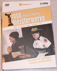 1000 Meisterwerke - Realismus im 19. Jahrhundert -- © bepixelung.org