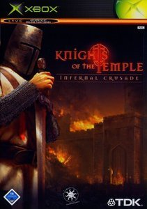Knights of the Temple (niemiecki) (Xbox) (XB-514)