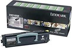 Lexmark Return Toner 24016SE schwarz
