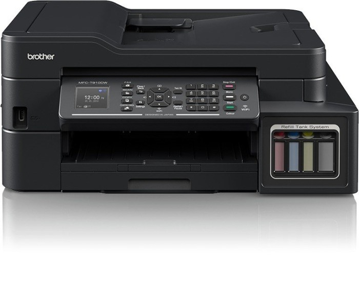 Brother MFC-T910DW, Tinte