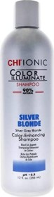 CHI Haircare Ionic Color Illuminate Silver Blonde Shampoo, 355ml