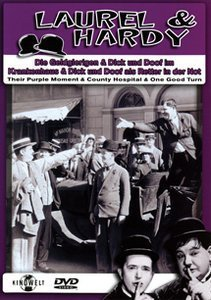 Laurel & Hardy - Retter in Not/Im Krankenhaus/Die Geldgierigen