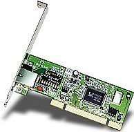 OvisLink LFE-8139HTX, 1x 100Base-TX, PCI, low profile