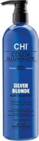 CHI Haircare Ionic Color Illuminate Silver Blonde Shampoo, 739ml