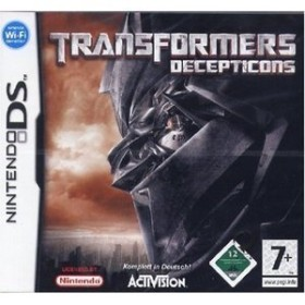 Transformers - Decepticons (DS)