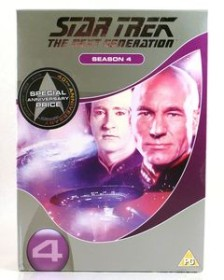 Star Trek: The Next Generation Season 4 (UK)