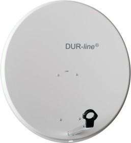 Dura-Sat aluminum-mirror Durline MDA 80 light grey
