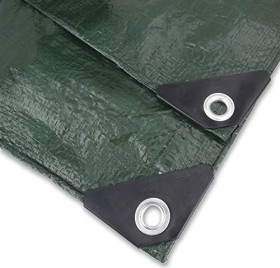 Noor Easy Garten-Abdeckplane grün 3x4m (0450304090GR)