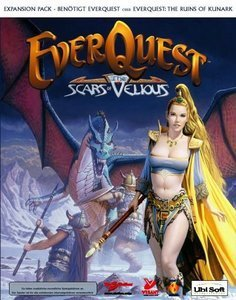 EverQuest: The Scars of Velious (Add-on) (MMOG) (niemiecki) (PC)