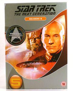 Star Trek: The Next Generation Season 5 (UK) -- © bepixelung.org