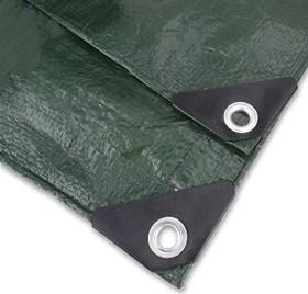 Noor Easy Garten-Abdeckplane grün 4x5m (0450405090GR)