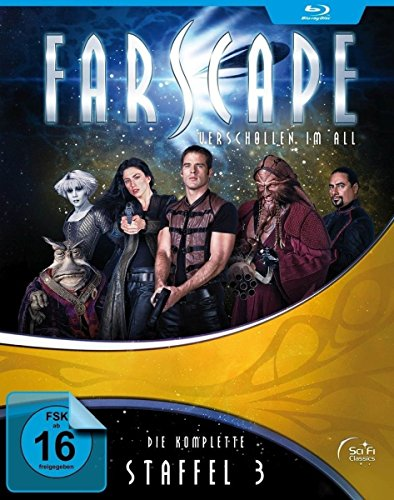 Farscape Season 3 -- via Amazon Partnerprogramm