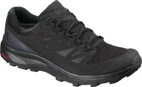 Salomon OUTline Wanderschuhe Herren black phantom magnet im