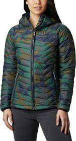Columbia Powder Lite Hooded Jacke dark nocturnal (Damen) (1699071-470)