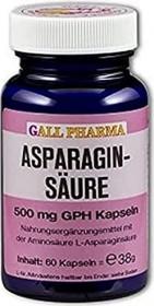 Asparaginsäure 500mg GPH Kapseln, 750 Stück
