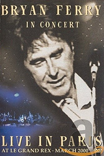 Bryan Ferry - Live in Paris -- via Amazon Partnerprogramm