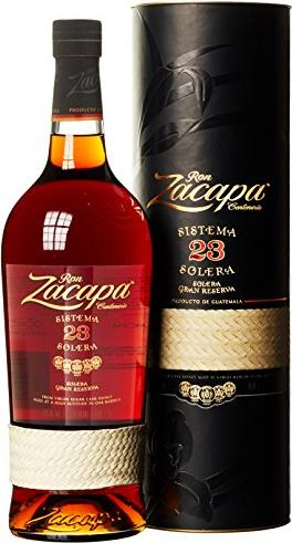 Ron Zacapa Centenario Sistema Solera 23 1l -- via Amazon Partnerprogramm