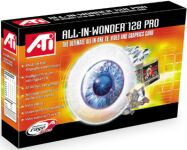 ATI All-In-Wonder 128 Pro, 32MB, AGP