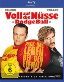 Dodgeball - Voll auf die Nüsse (Blu-ray)