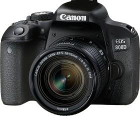 Canon EOS 800D mit Objektiv Fremdhersteller