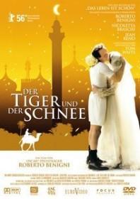 Der Tiger und der Schnee (DVD)