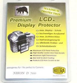 Bilora Premium LCD Protector LCD-Schutzpanel für Nikon (verschiedene Modelle)