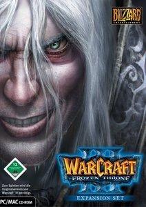 WarCraft 3: Frozen Throne (Add-on) (niemiecki) (PC/MAC)