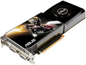 ASUS ENGTX285/HTDP/1GD3, GeForce GTX 285, 1GB GDDR3, 2x DVI, TV-out (90-C3CGU1-L0UAY00T)