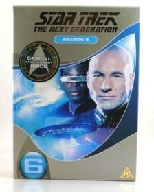 Star Trek: The Next Generation Season 6 (UK)