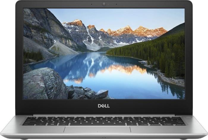Dell Inspiron 13 5370 silver, Core i7-8550U, 8GB RAM, 256GB SSD, Radeon 530 (MRFG2)