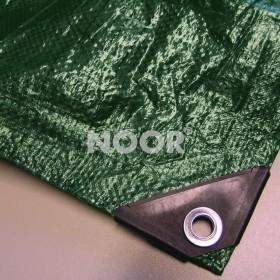 Noor Easy Garten-Abdeckplane grün 5x6m (0450506090GR)