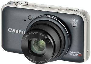 Canon PowerShot SX220 HS grey (5046B009)