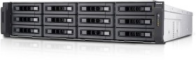 QNAP Turbo Station TS-EC1280U-i3-4GE-R2 72TB, 4x Gb LAN, 2HE