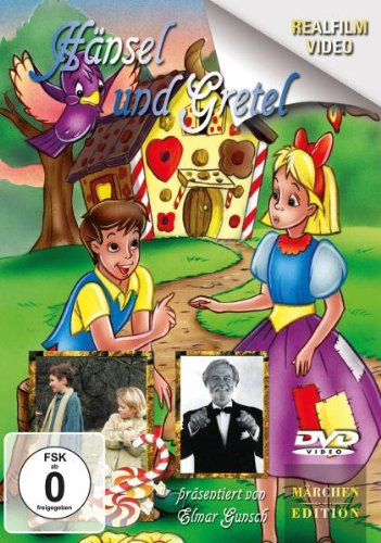 Hänsel und Gretel -- via Amazon Partnerprogramm